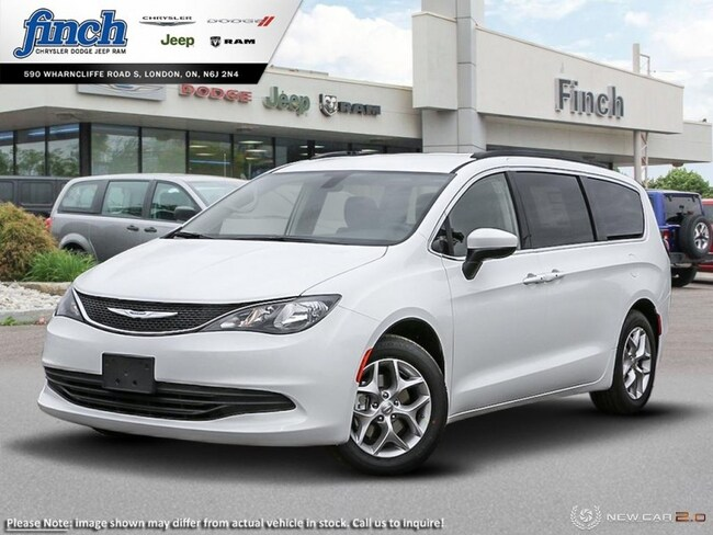 New 2019 Chrysler Pacifica Touring - Power Liftgate - $210.87 B/W Van in London, ON