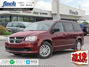 2019 Dodge Grand Caravan 35th Anniversary - $181 B/W Van 2C4RDGCG1KR767684
