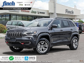 New 2020 Jeep Cherokee Sport - Leather Seats -  Cooled Seats - $269 B/W SUV for sale in London ON