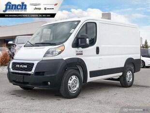 2020 Ram ProMaster 1500 Base Van Cargo Van 3C6TRVNG0LE122849