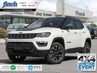 2020 Jeep Compass Trailhawk - $221 B/W SUV 3C4NJDDB0LT104808