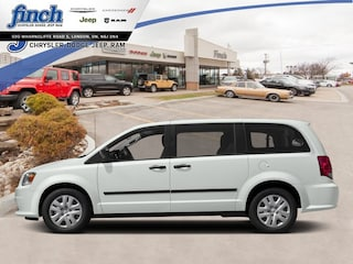 New 2018 Dodge Grand Caravan Crew Plus - Leather Seats - $188 B/W Van for sale near you in London, ON