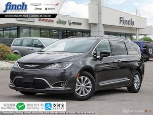 2019 Chrysler Pacifica Touring-L - Navigation - $246 B/W Van 2C4RC1BG2KR687117