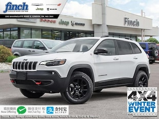 2020 Jeep Cherokee Trailhawk Elite - $257 B/W SUV 1C4PJMBX3LD515536