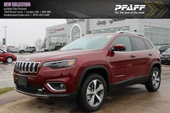 2021 Jeep Cherokee 4x4 Limited SUV