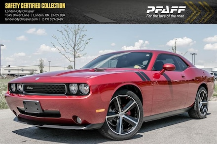 2009 Dodge Challenger SE Coupe Coupe