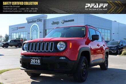 2016 Jeep Renegade 4x4 Sport