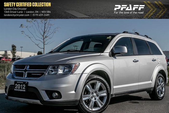 2012 Dodge Journey R/T AWD SUV
