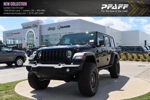 2020 Jeep Wrangler JL Unlimited Sport SUV