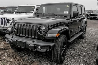 2020 Jeep Wrangler JL Unlimited Sahara SUV