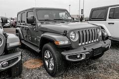 New 2020 Jeep Wrangler JL Unlimited Sahara SUV London ON
