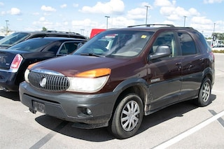 2002 Buick Rendezvous 4Dr Wagon CX