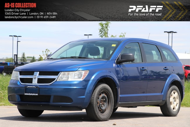 Used 2010 Dodge Journey SE 4D Utility FWD For Sale | London ON