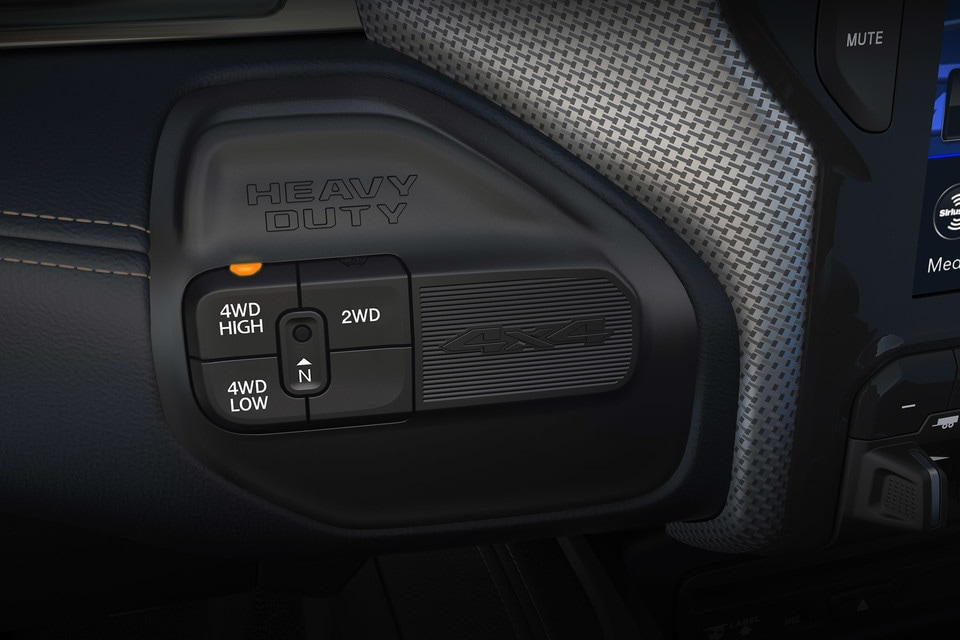 4x4 Heavy Duty Switch Control | London City Chrysler