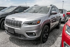 New 2020 Jeep Cherokee 4x4 North SUV London ON