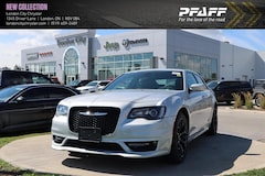 New 2019 Chrysler 300 S Sedan London ON