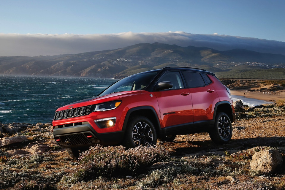 2020 Jeep Compass - London City Chrysler