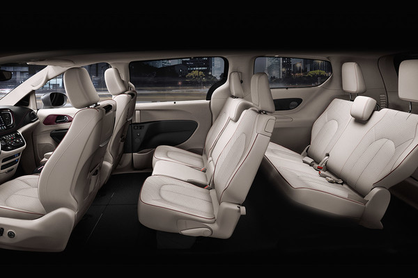 2020 Chrysler Pacifica 8 seats