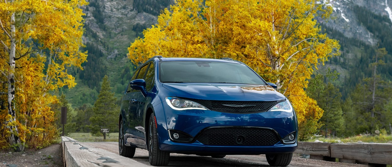 2020 Chrysler Pacifica In Autumn - London City Chrysler Dodge Jeep Ram