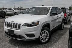 2020 Jeep Cherokee 4x4 Sport SUV