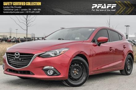 2015 Mazda Mazda3 GT-SKY at Hatchback