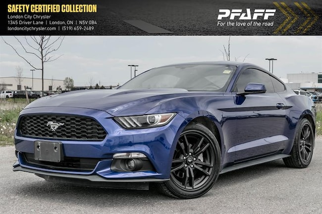 2016 Ford Mustang Coupe Ecoboost Coupe