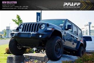 2020 Jeep Wrangler JL Unlimited Sport