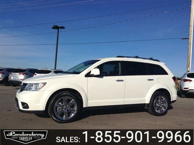 2014 Dodge Journey RT 7 PASSENGER Accident Free,  Navigation (GPS), AWD  R/T
