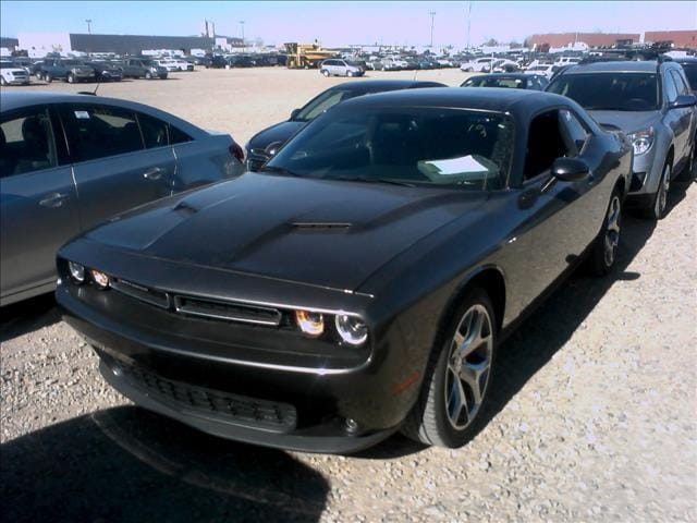 2015 Dodge Challenger SXT Plus or R/T Coupe
