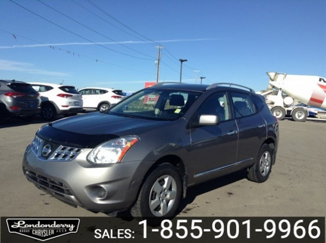 2013 Nissan Rogue AWD S Accident Free,  A/C, AWD  SV