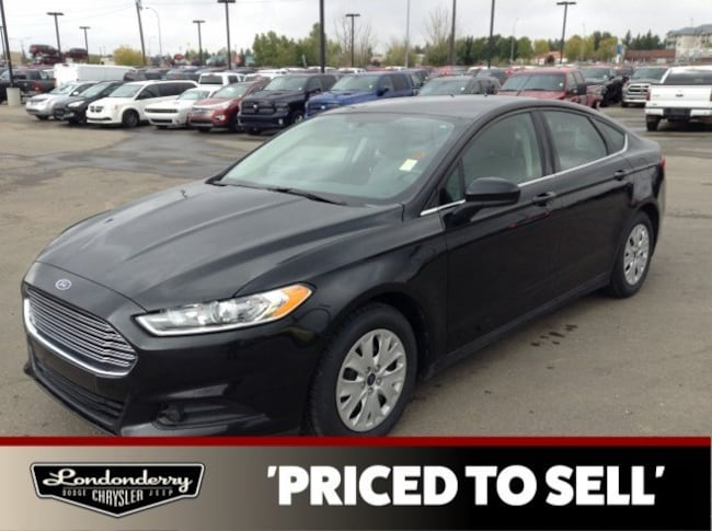 2014 Ford Fusion S Bluetooth,  A/C, Sedan