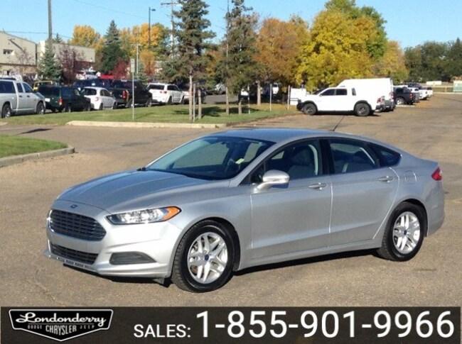 2015 Ford Fusion SE SEDAN Bluetooth,  A/C, Sedan