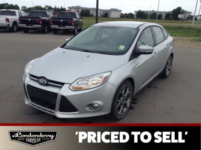 2013 Ford Focus SE SEDAN Accident Free,  Navigation (GPS),  Heated Sedan