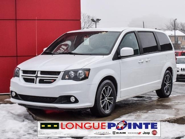 2018 Dodge Grand Caravan GT- Cuir - CAM DE Recul - Banc Chauffant Minivan/Passenger Van