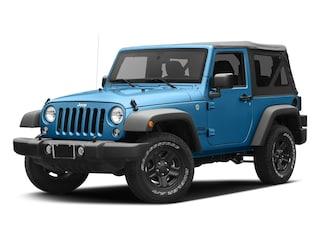 2016 Jeep Wrangler Sport VUS
