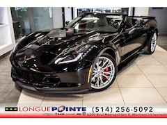 2017 Chevrolet Corvette Z06 + Decapotable - 3LZ - Video Recorder Car