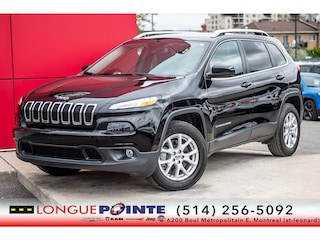 2018 Jeep Cherokee North+ Temps Froid+ 11500KM Sport Utility