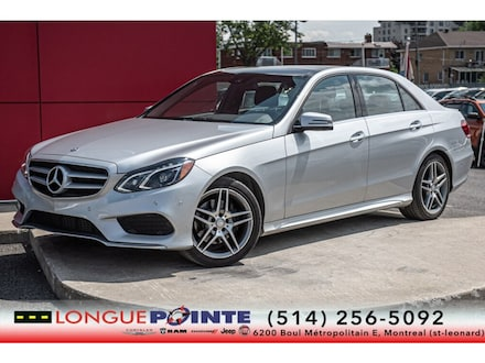 2016 Mercedes-Benz E-Class E250 Bluetec 4matic+Toit Pano 1 Propio Car