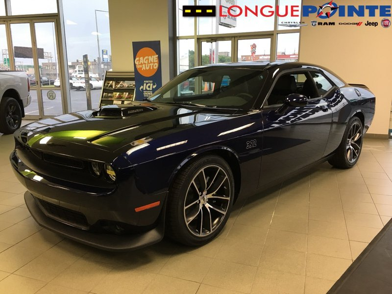 2017 Dodge Challenger Scat Pack Shaker 2dr RWD Coupe Coupé