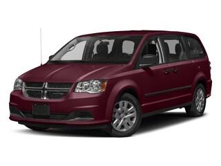 2017 Dodge Grand Caravan 4dr Wgn SXT Premium Plus Minivan/Passenger Van