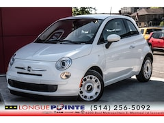 2016 FIAT 500 Pop+ AIR Climatiser + Car