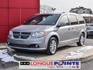 2018 Dodge Grand Caravan /SXT Premium - STO N GO - Cuir - DVD - GPS Minivan/Passenger Van