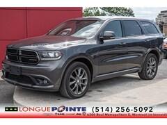 2018 Dodge Durango GT+ Toit + 2 DVD + 7 Passager+ GPS + Sport Utility