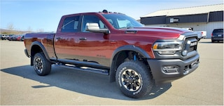 2020 Ram 2500 Power Wagon Truck Crew Cab