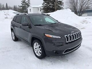 2014 Jeep Cherokee Limited VUS