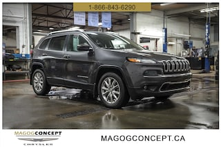 2014 Jeep Cherokee LIMITED V6 VUS