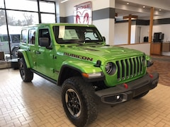2019 Jeep Wrangler Unlimited Rubicon 4x4 VUS