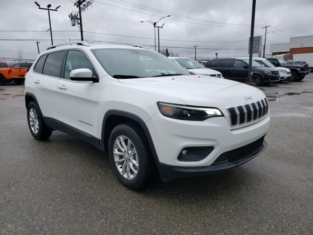 2019 Jeep New Cherokee North 4x4 VUS