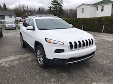 2018 Jeep Cherokee Limited VUS