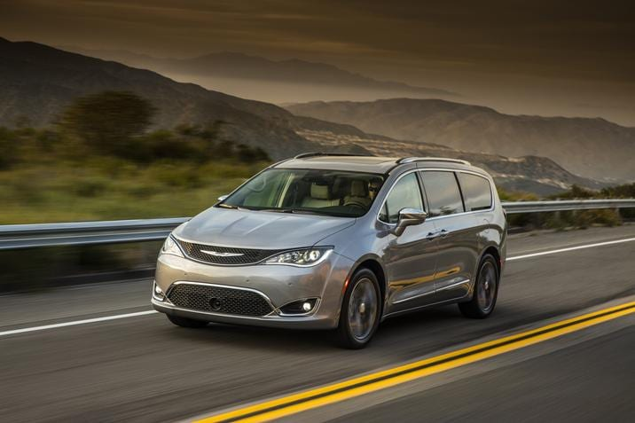 Chrysler Pacifica 2019 - Magog Concept